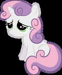 Sweetie Belle is Sad