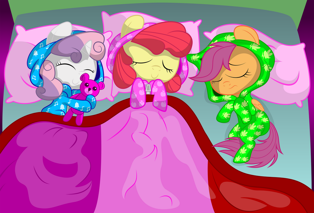 [Imagem: sleepy_little_crusaders_by_spellboundcanvas-d9sd351.png]