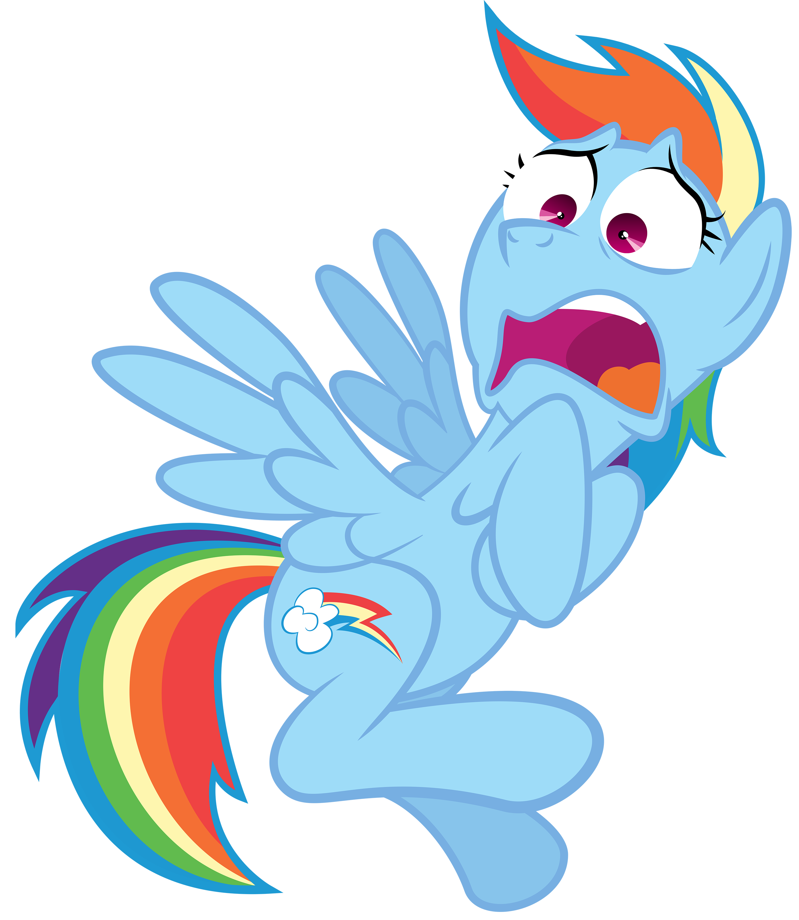 You've Never Heard Of The Wonderbolts!?! By
