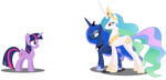 That Wasn't Funny Twilight by SpellboundCanvas