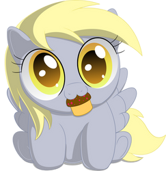 The Muffin Mare by SpellboundCanvas