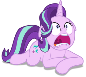 Starlight's Big Freakout by SpellboundCanvas
