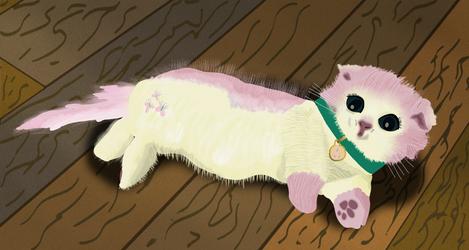 Munchkin Fluttercat [ATG Day 11]