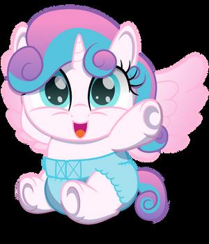 Smol Princess Flurry Heart