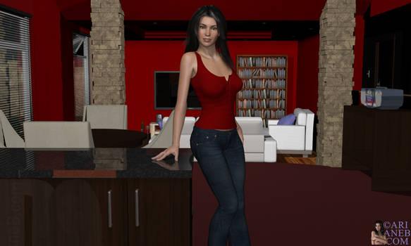Ariane At Home