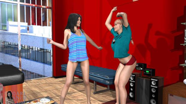 Casual Dancing