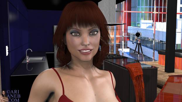 Trish Portrait