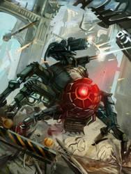 I am a mechanical man by grundalug