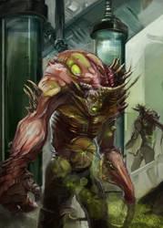 Mutant by grundalug