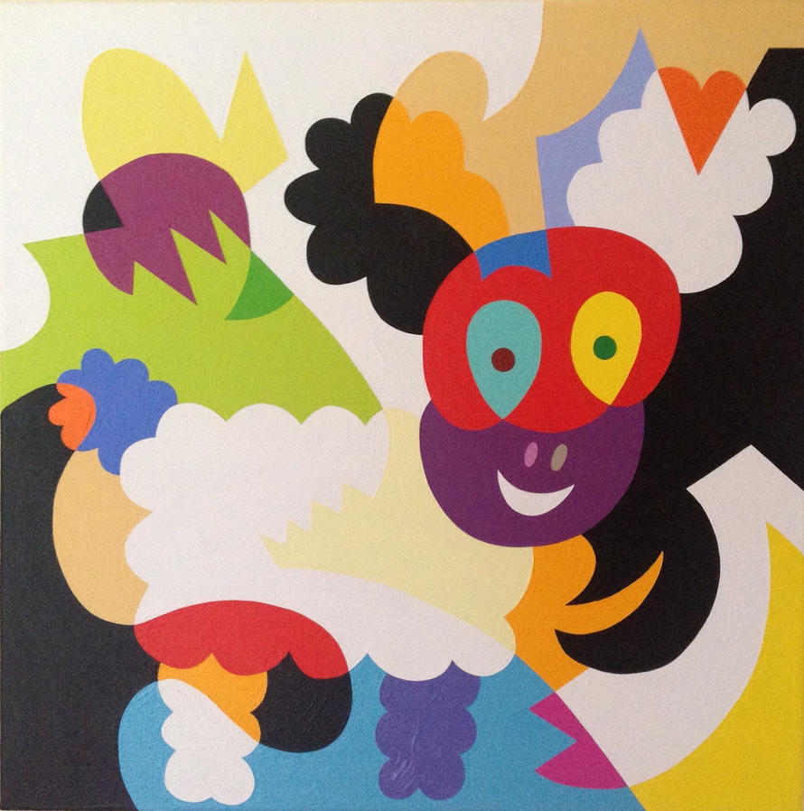 Sheep by Koerie