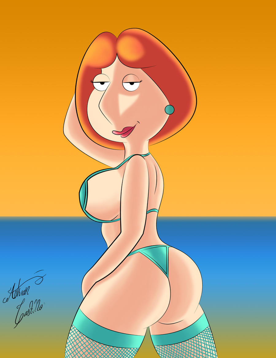 Hot lois griffin getting spanked
