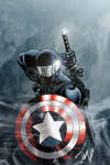 Snake Eyes with Shield