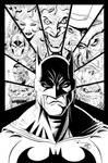 Batman and Villains Ink