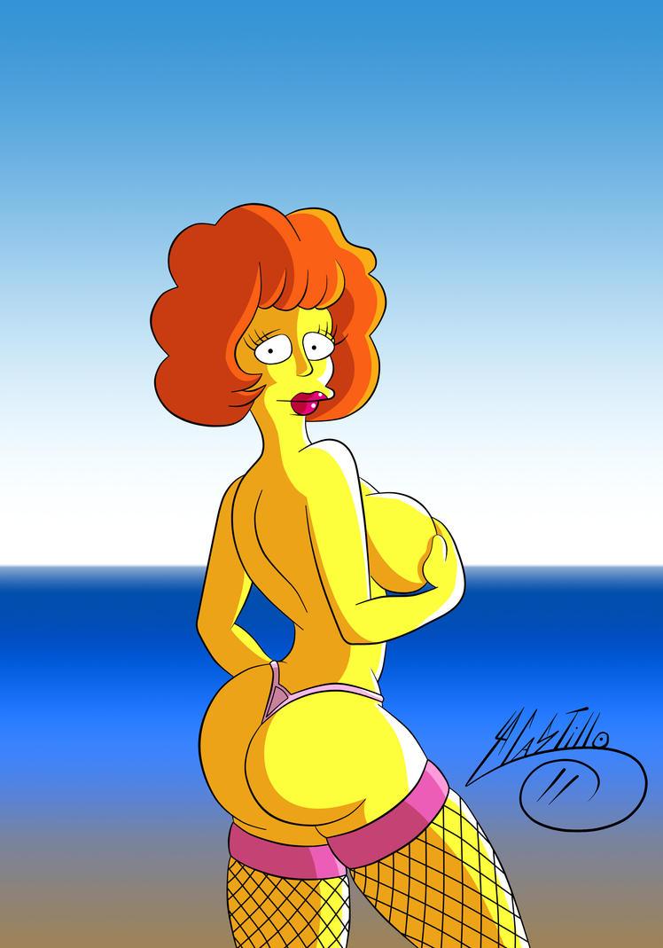 Maude Flanders Sex 30