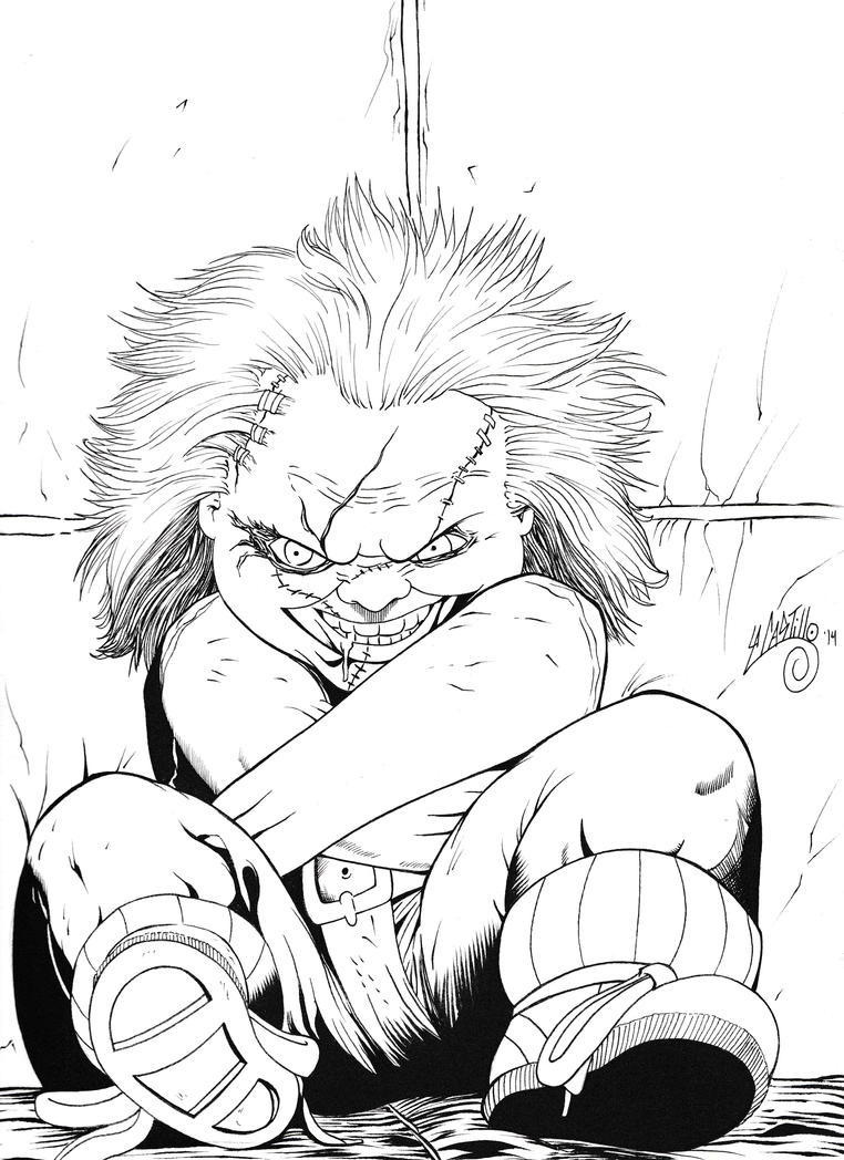 Crazy Chucky Ink by SWAVE18 on DeviantArt