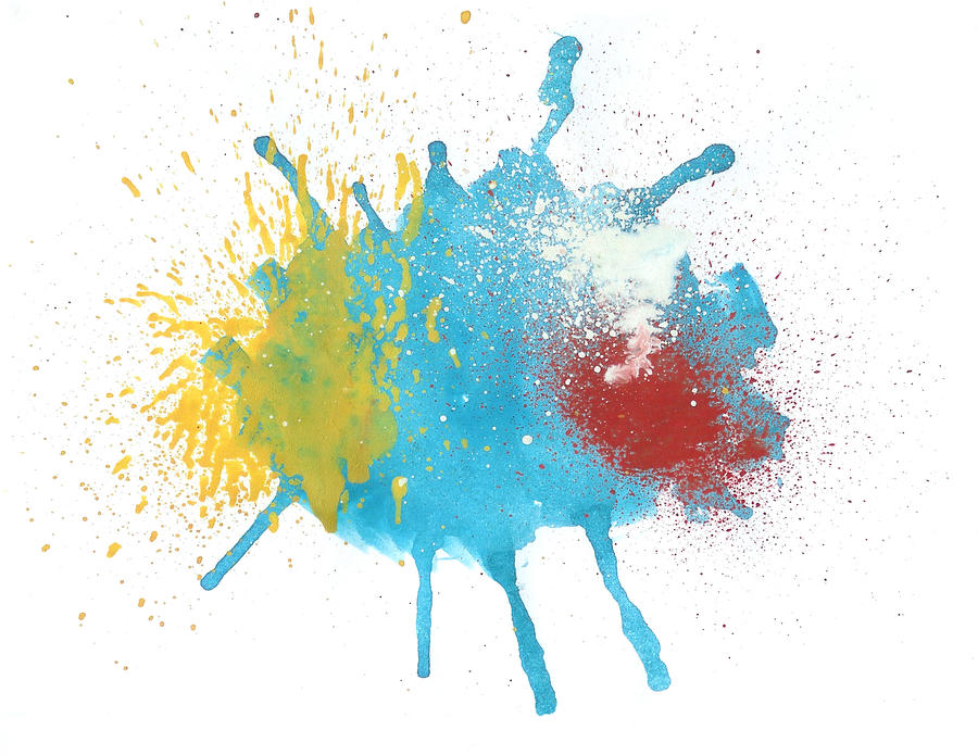 color splash wallpaper iphone