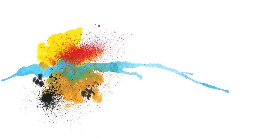 Color Splash Iii By Ideas
