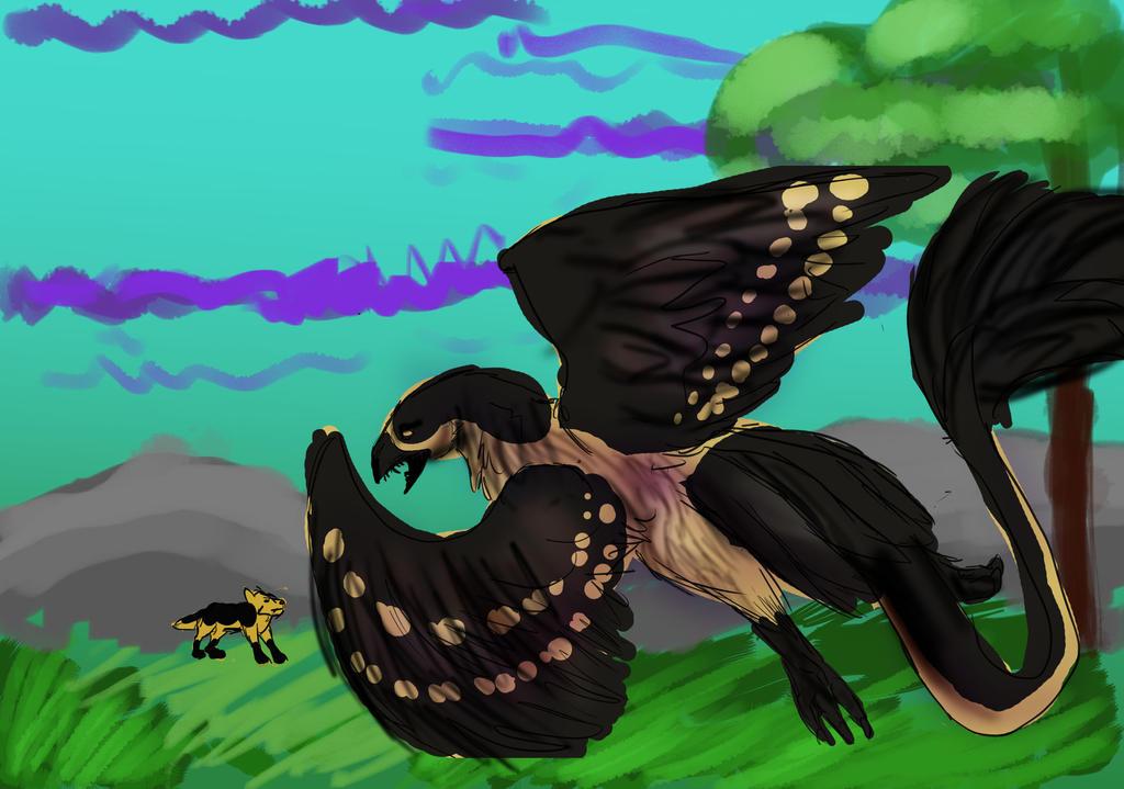 Hunting 2 by Dorosaury