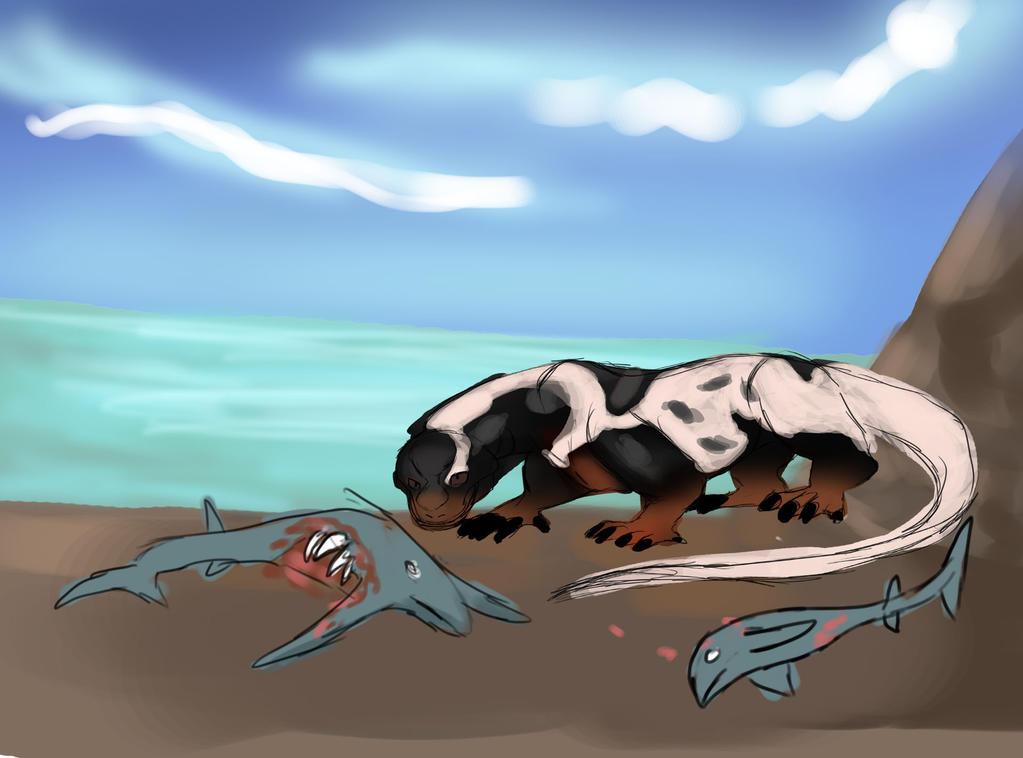 Hunting 1-5 by Dorosaury