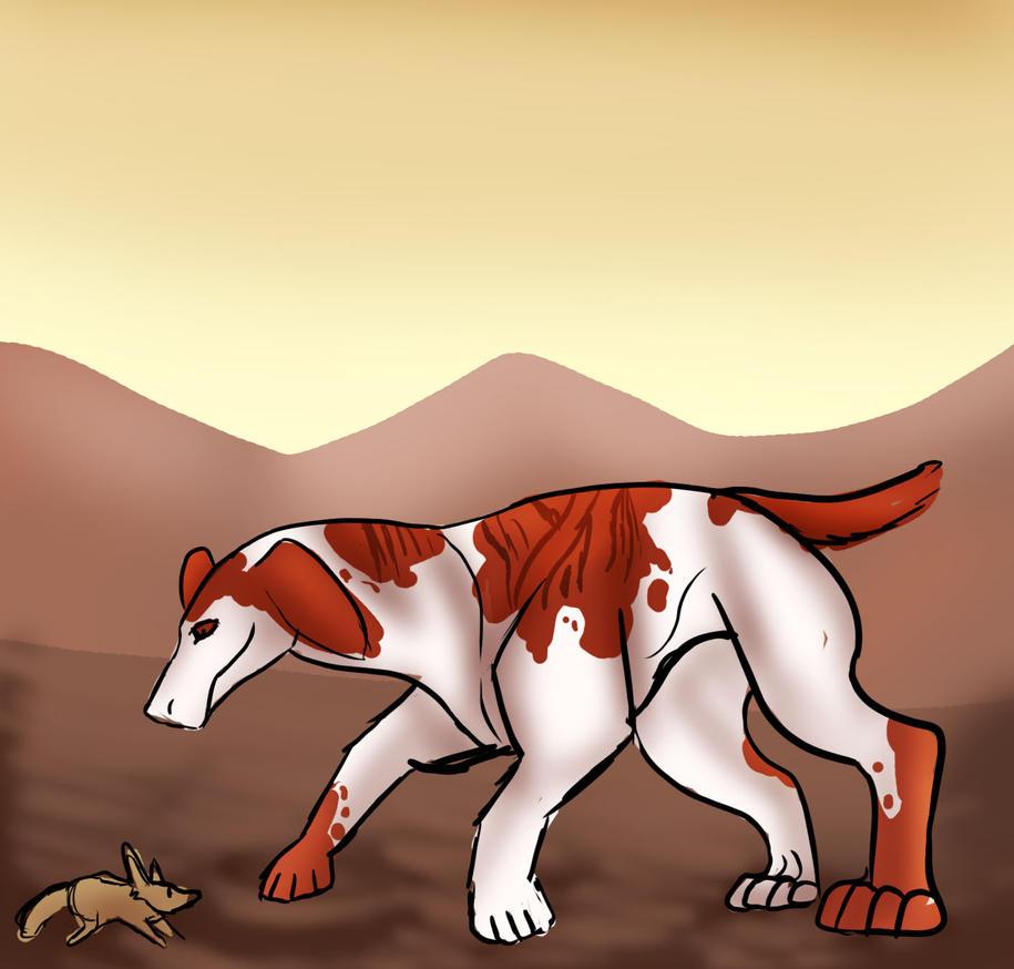 Vay Hunt 3-3 by Dorosaury