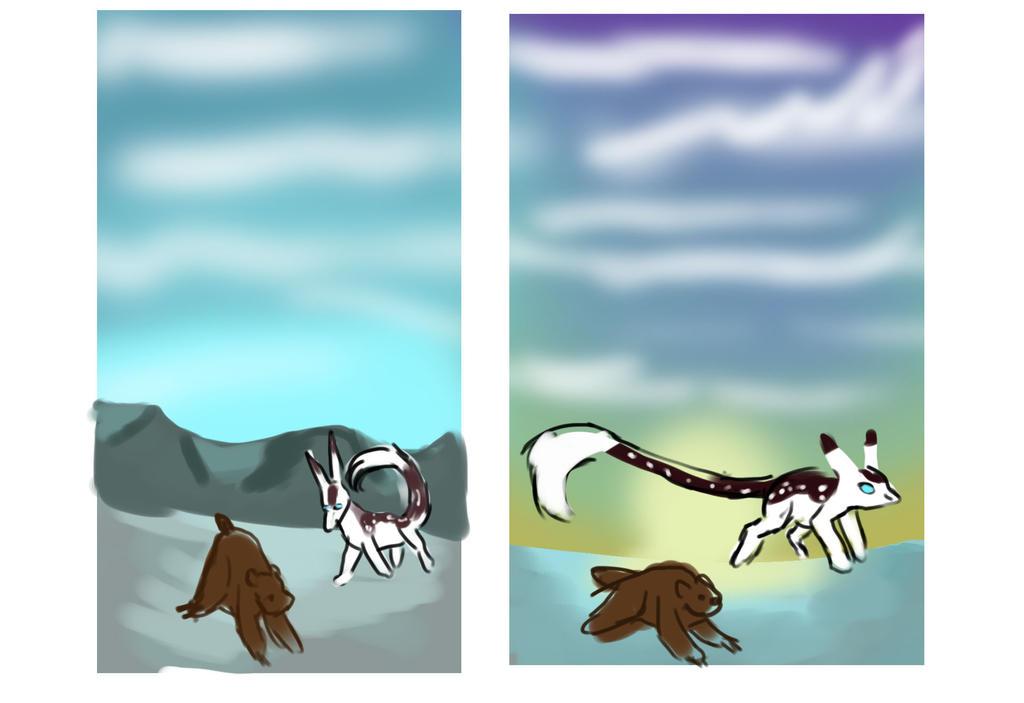 Lyra Hunt 2-2 by Dorosaury