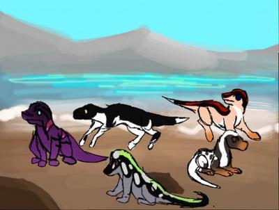 Explore 2-3 by Dorosaury