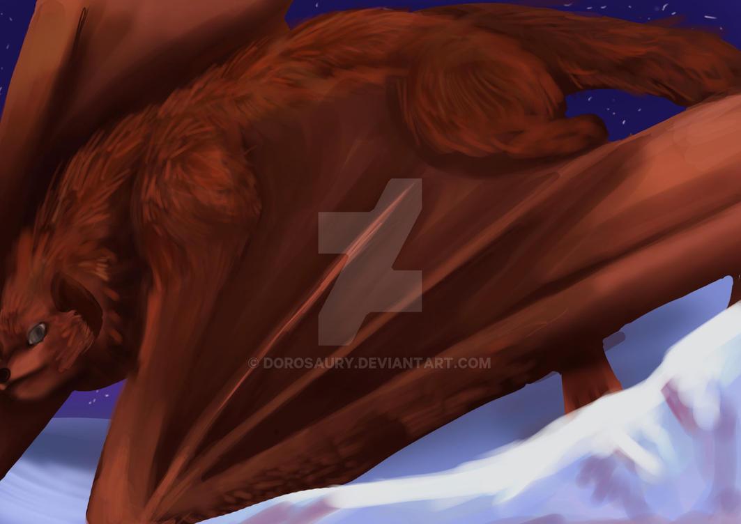 Chiroptra by Dorosaury