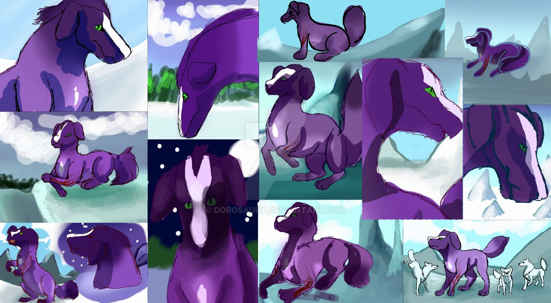 Orchid CP 1 by Dorosaury