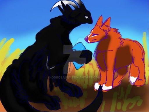 Kukuri And Tokota 2-2 by Dorosaury
