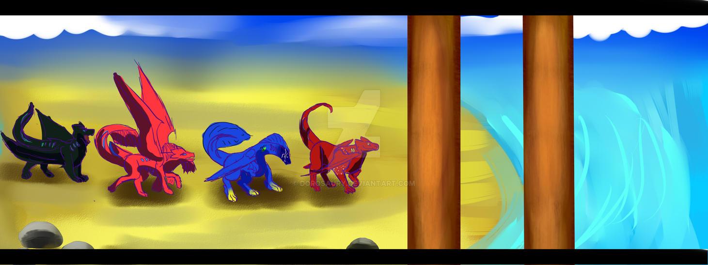 Gathering by Dorosaury