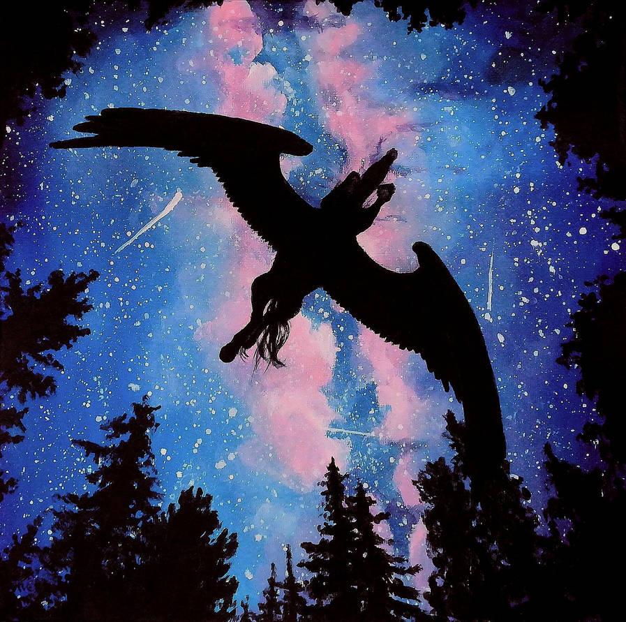 Pegasus by martak92