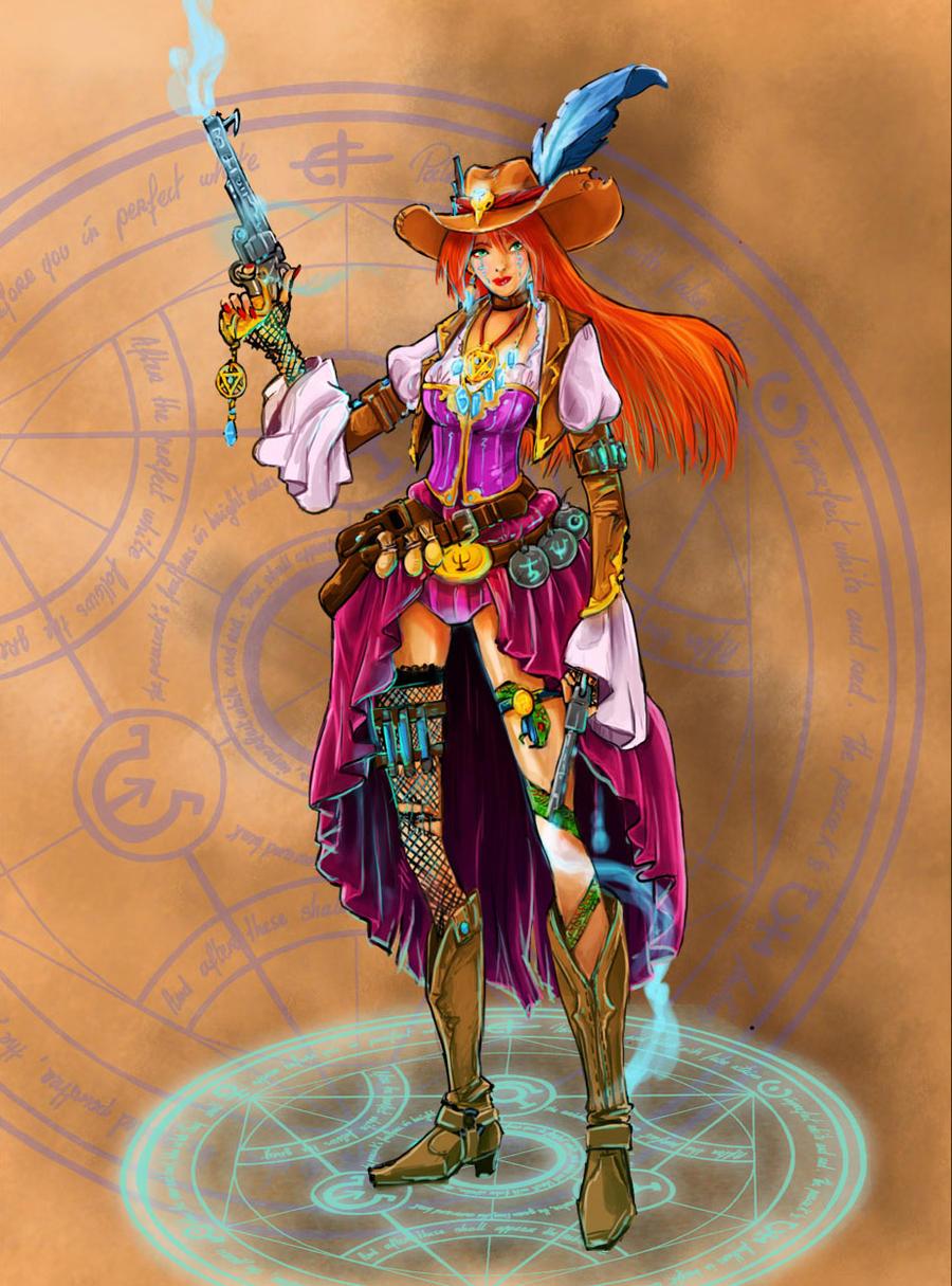 Cowboy_Alchemist by oOCherry-chanOo on DeviantArt