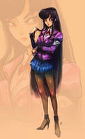 Random Manga Character by oOCherry-chanOo