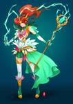 Sailor Jupiter RPG