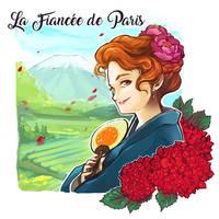 La Fiancee de Paris by oOCherry-chanOo