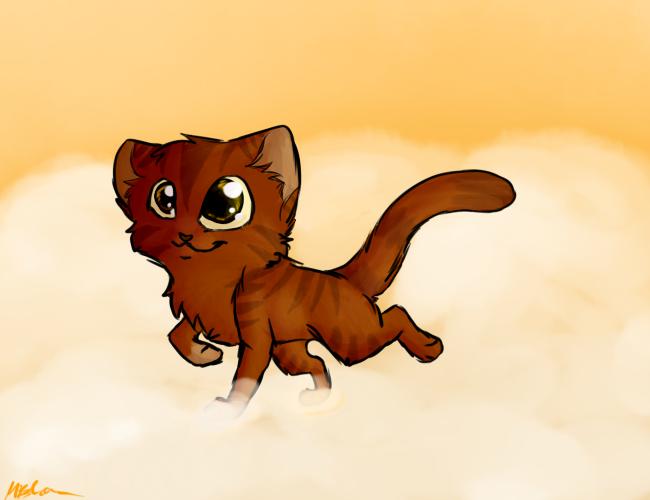 Karia Baby-chibi by MissLayira