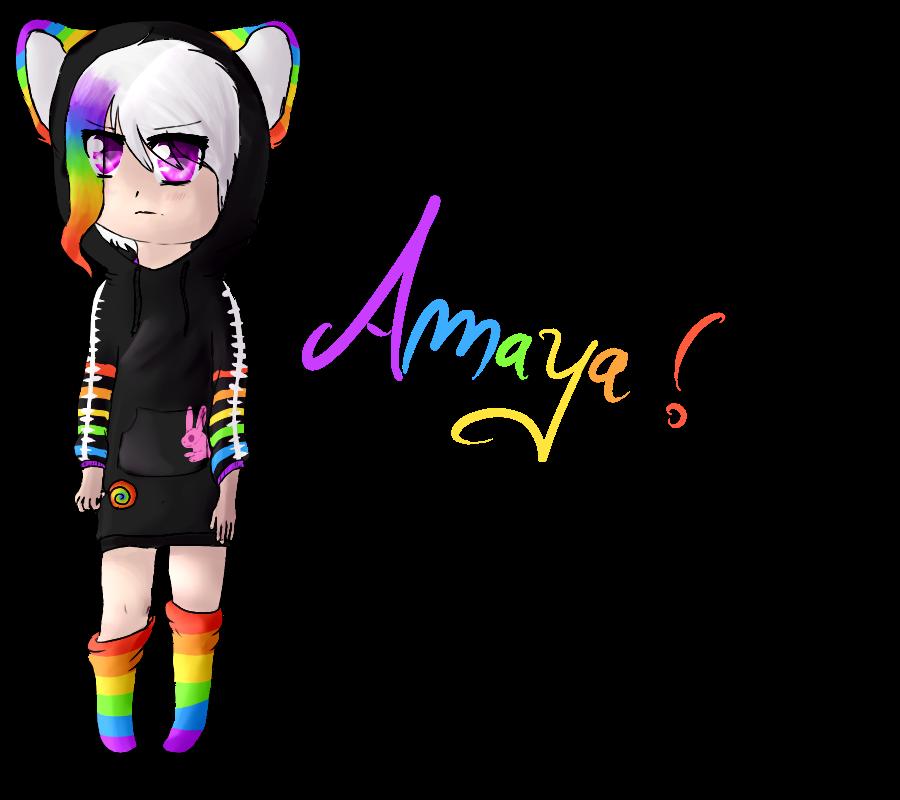 Amaya by MissLayira