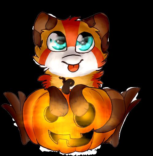 Look at my cute pumpkin! by MissLayira
