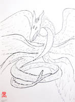 Runewyrm by JoeCrow9