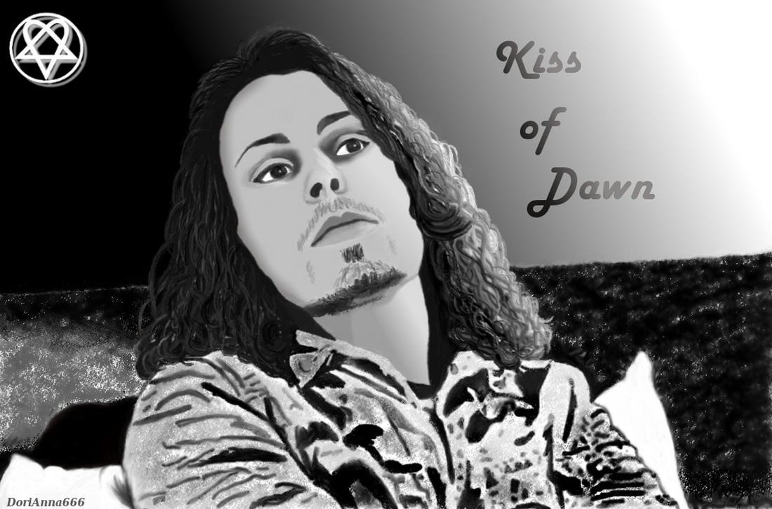 The Kiss of Dawn by DoriAnna666