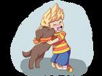 Lucas and Boney