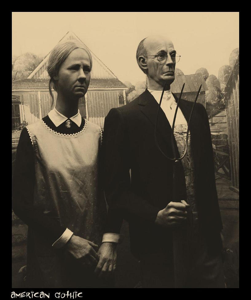 Why Is The American Gothic Painting So Famous