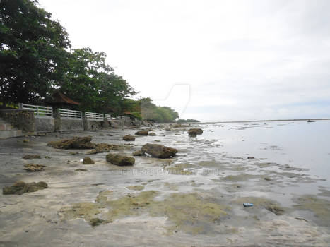 Minajaya Beach Surade Sukabumi District