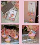 Polymer Clay Cupcake Set
