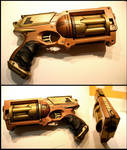 Steampunk Mechanic's Sidearm