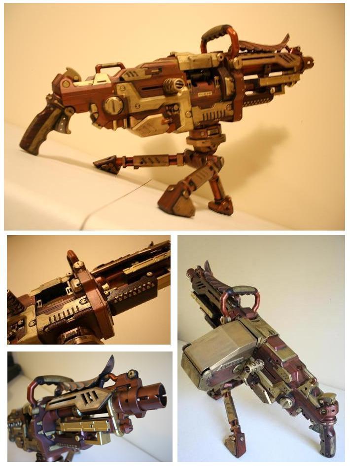 Introduction: Nerf Vulcan Sentry Gun