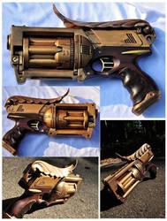 Victorian Revolver Collective by omgitsbrekken