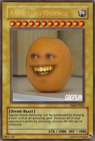 GI Orange GI Orange