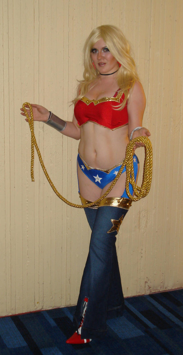 Ame-Comi Wonder Girl by SubconsciousDreaming