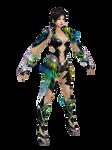 Perfect World Tideborn assassin armor lvl ~10